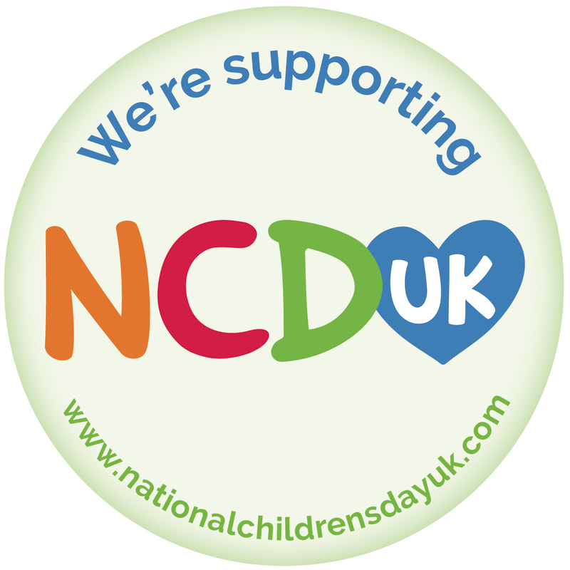 National Children's Day UK 2021 Sunday 16th May